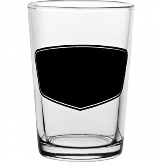 Picture of Beer Sampling Glass With Blackboard Crest 20cl (7oz)