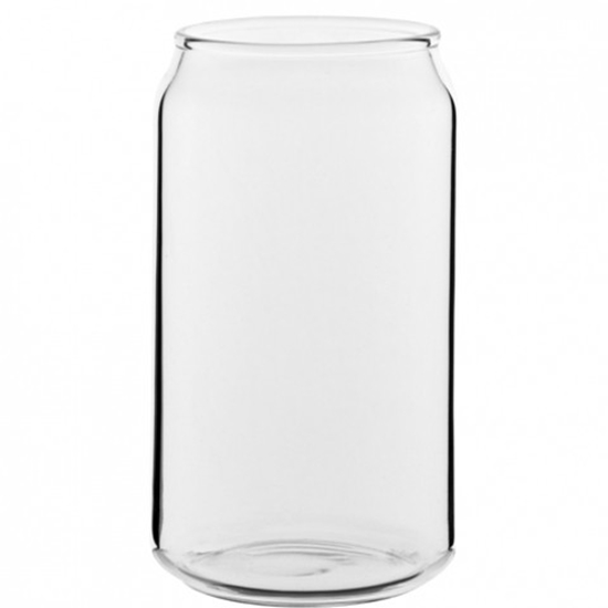 Picture of Can Style Glass Jar 40cl (14oz)