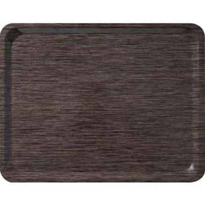 "Picture of Wenge Tray 14.2x18.1"" (36x46cm)"