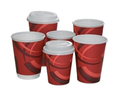 Picture of Single Wall Paper Cup 12oz