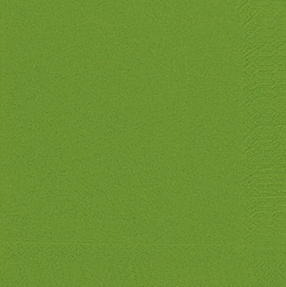 """Picture of Palm Green Napkin 2 Ply 13"""" (33cm)"""
