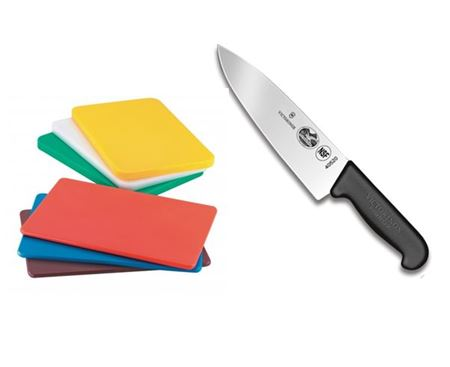 Picture for category Knives & Chopping Boards