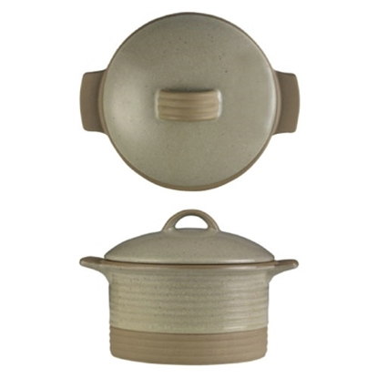 Picture of Churchill Art De Cuisine Igneous Cocotte and Lid 34cl (12oz)