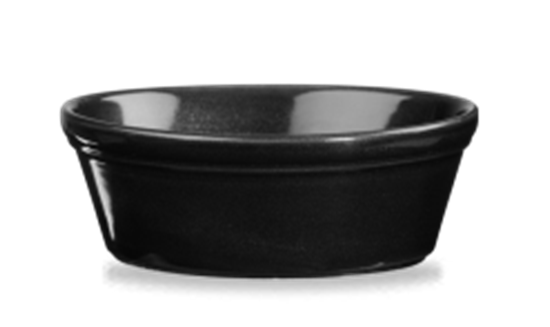 Picture of 13.3cm Black Round Pie Dish