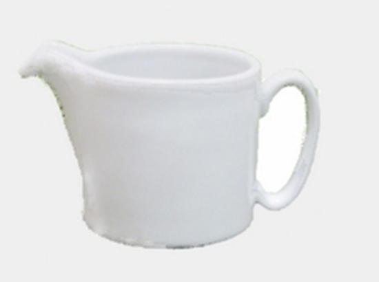 Royal Porcelain Titan White Milk Jug