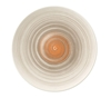 Picture of Villeroy & Boch Amarah Taupe Flat Coup Plate 21cm