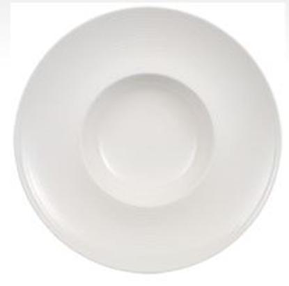 "Picture of Villeroy & Boch Perimeter Deep Plate 11.25"" (29cm)"
