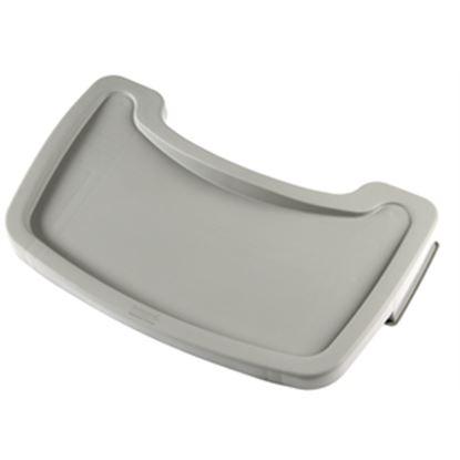 Picture of Rubbermaid  Grey Tray For Sturdy High Chair