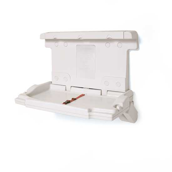 Picture of Rubbermaid  Sturdy Station 2 -Baby Changing Unit