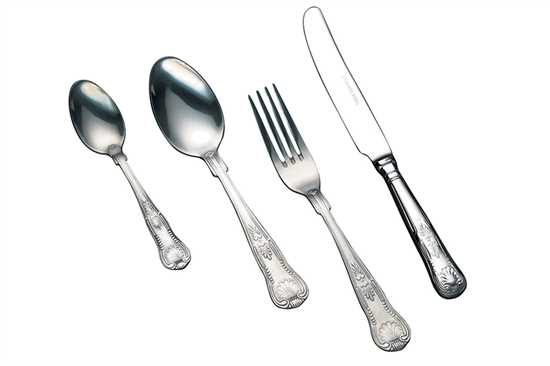 Picture of Kings Dessert Forks
