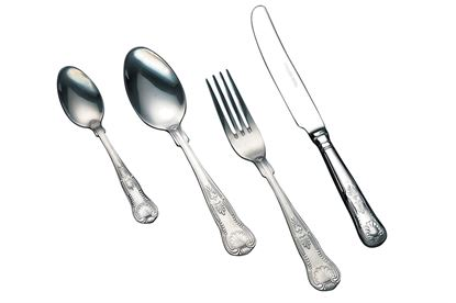 Picture of Kings Dessert Spoons