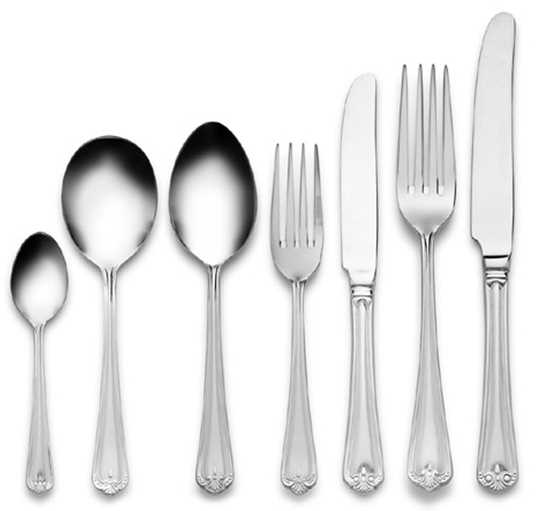 Picture of Jesmond Dessert Spoons