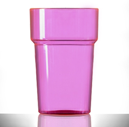 Picture of Red Polystyrene Tumbler CE Stamped 20oz