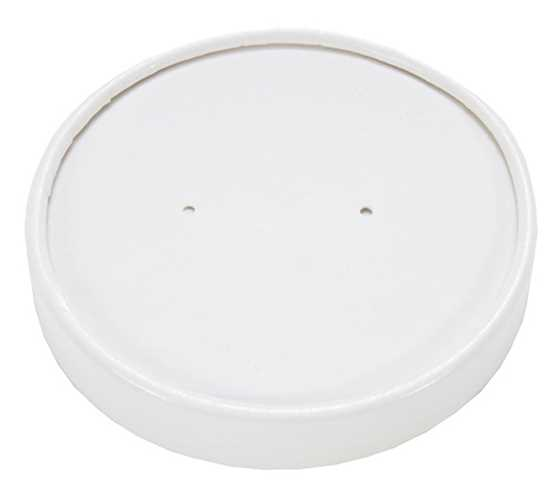 Picture of Lid For 12oz White Soup Container