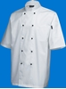 Picture of White Short Sleeve Superior Chef Jacket (XL)
