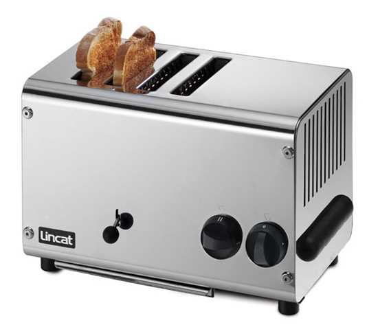 Picture of Lincat Stainless Steel 4 Slot Toaster