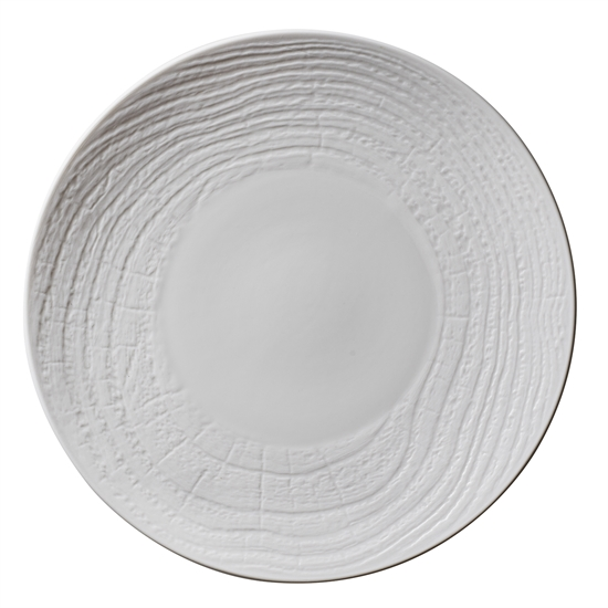 """Picture of Revol Arborescence Ivory Round Plate 11"""" (28cm)"""