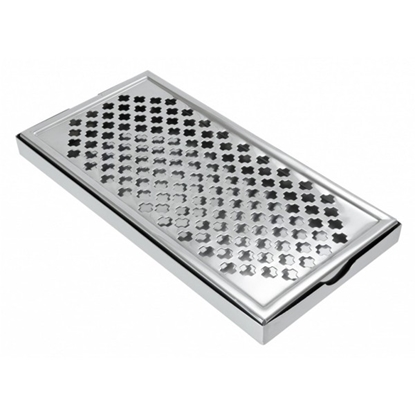 "Picture of Stainless Drip Tray 11.8x5.9"" (30x15cm)"