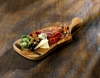 """Picture of Olive Wood Paddle Board 17.3x7.9"""" (44x20cm)"""
