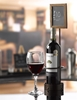 """Picture of Wine Bottle Chalk Board Display 17.7x4.1"""" (45x10.5cm)"""