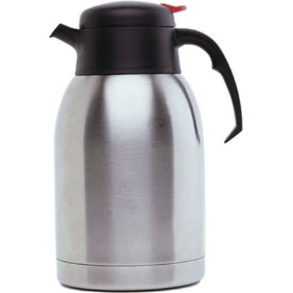 Picture of Stainless Steel Vacuum Push Button Jug 1.5L