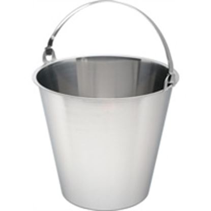 Picture of Stainless Steel Bucket Graduated 10litre