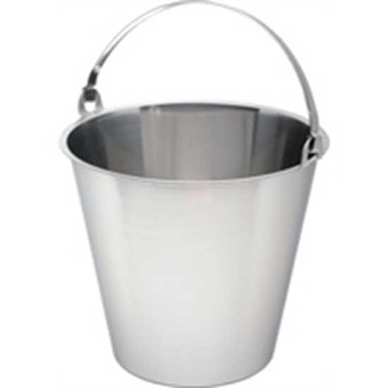 Picture of Stainless Steel Bucket Graduated 12litre