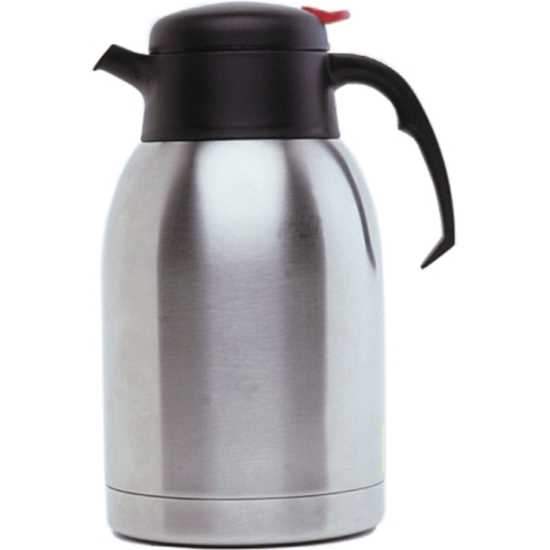 Picture of Stainless Steel Vacuum Push Button Jug 2.0L