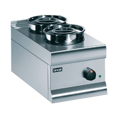 Picture of Lincat  2 Pot Dry Heat Bain Marie