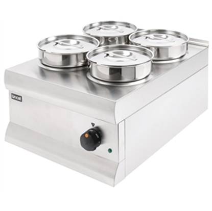 Picture of Lincat  4 Pot Dry Heat Bain Marie