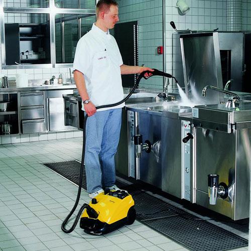 Karcher De4002 Steam Cleaner