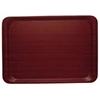 "Picture of Mahogony Laminated Tray 16.9x24"" (43x61cm)"