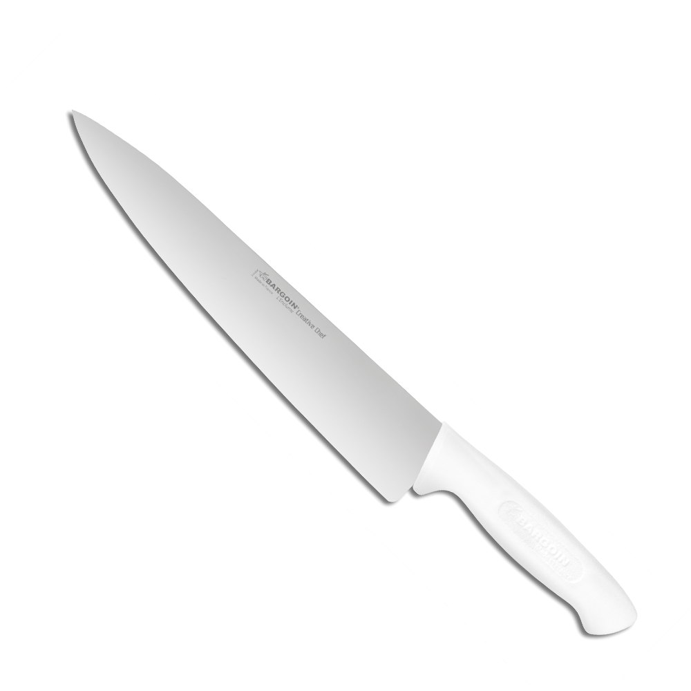 white kitchen knives fischer bargoin white cooks knife 15447