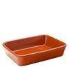 "Picture of Terracotta Rectangular Dish 7.5x5.5"" (19x14cm)"