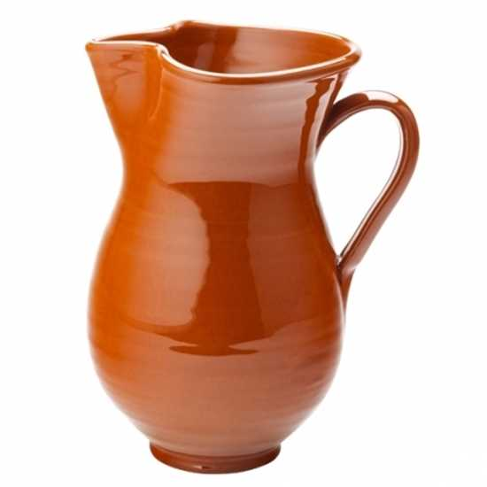 Picture of Terracotta Sangria Jug 1ltr