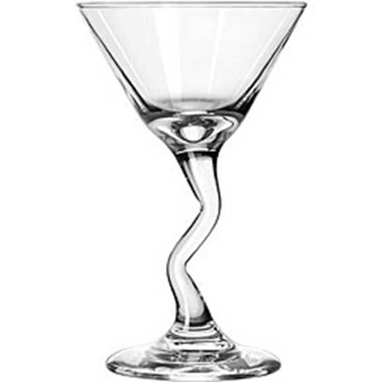 Picture of Z Stem Martini Glass