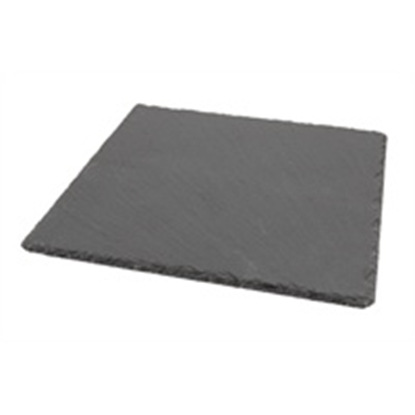 """Picture of Square Slate Platter 11x11"""" (28x28cm)"""