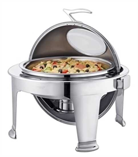 Picture of Round Roll Top Chafing Unit