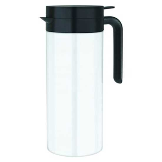 Picture of White Cylindrical Jug 1L