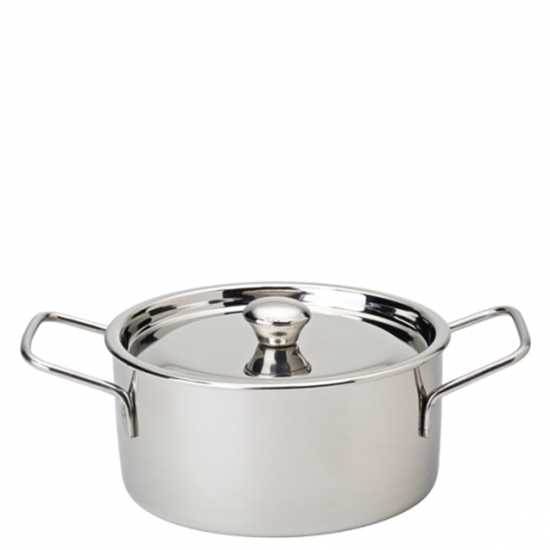 Picture of Stainless Steel Handled Casserole Dish