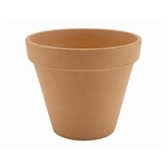 "Picture of Rustic Terracotta Pot 4.4x3.8"" (11.2x9.7cm)"