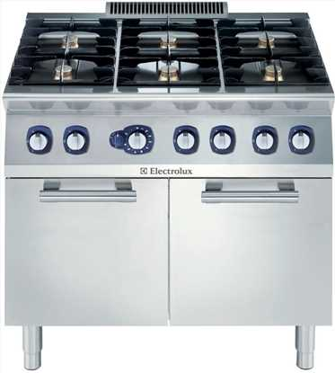 Picture of Electrolux 6 Gas Burner Range