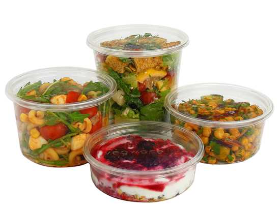 Picture of Compostable Deli Container