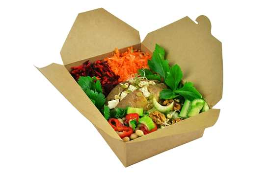 Picture of Compostable Food Carton