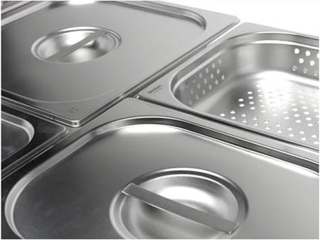 Picture for category Steel Gastronorm Pans
