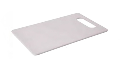 """Picture of White Bar Chopping Board 10x6"""" (25.4x15.2cm)"""