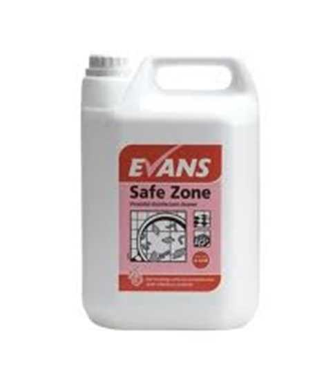 Picture of Safe Zone Virudical Cleaner 5L