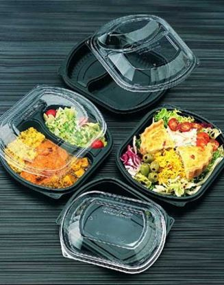 Picture of Microwaveable Container 68cl (24oz)