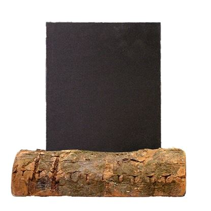 Picture of Widhu Half Log Menu Holder