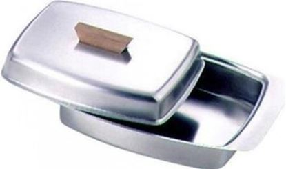 Picture of Stainless Steel Butter Dish